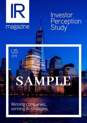 US Investor Perception Study