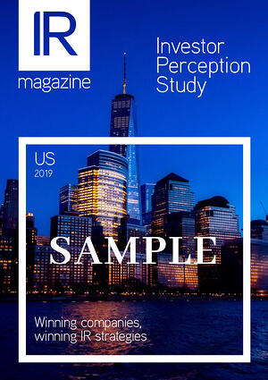 US Investor Perception Study